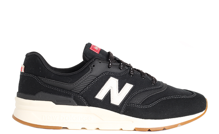 the best attitude 18bcc ed9ed New Balance 997 Black / Red - Boardvillage