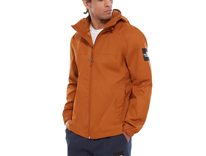 b6e5c0d5949 The North Face Mountain Quest Jacket Caramel Cafe - Boardvillage