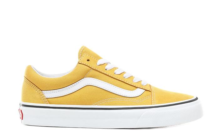 Vans Old Skool Yolk Yellow