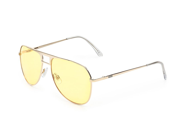 Vans Hayko Sunglasses Gold / Yellow