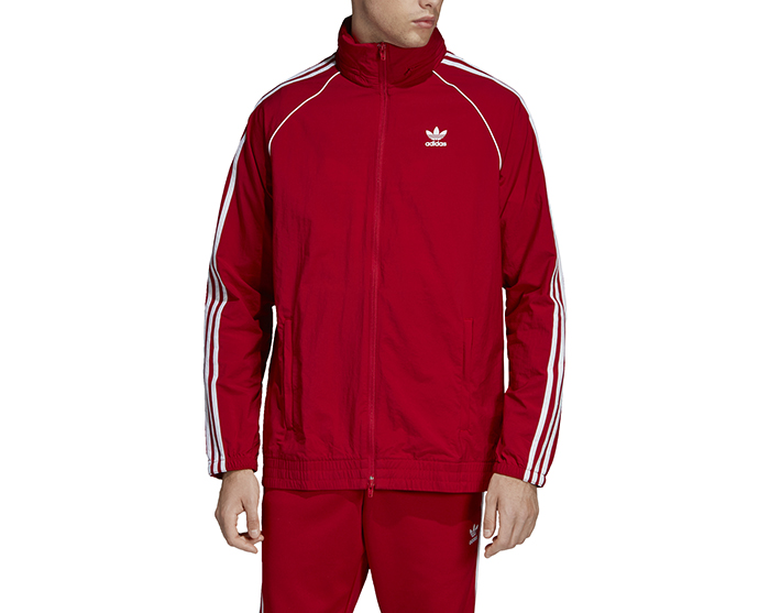 Adidas Originals SST Windbreaker Power Red