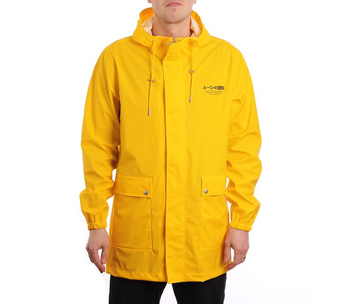 Makia X Moomin Sade Jacket Yellow