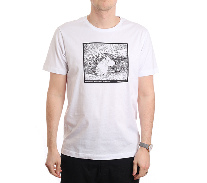 Makia X Moomin Tuisku T-Shirt White