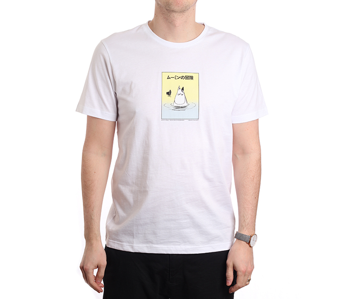 Makia X Moomin Palju T-Shirt White