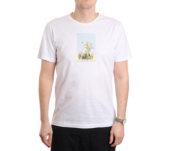 Makia X Moomin Kaveri T-Shirt White