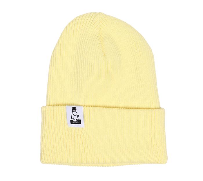 Makia X Moomin Varjo Cap Light Yellow