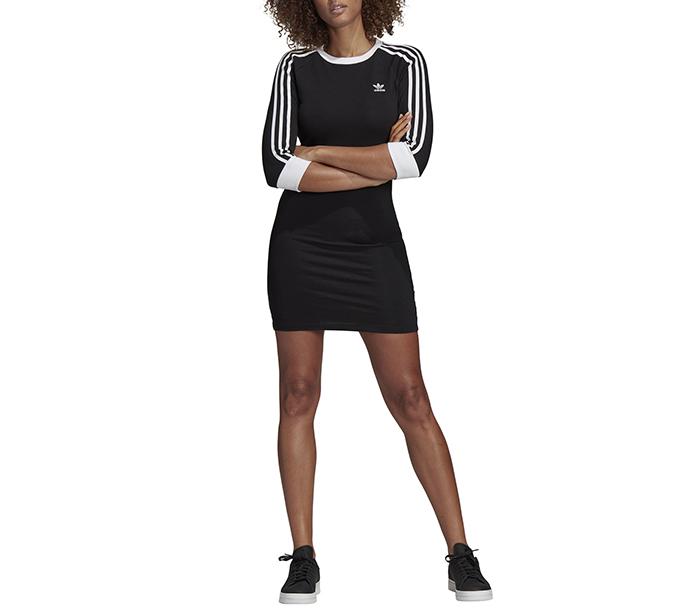 Adidas 3-Stripes Dress Black
