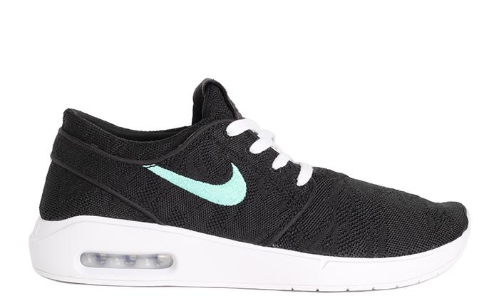 Nike SB Air Max Janoski 2 Black / Mint - Black