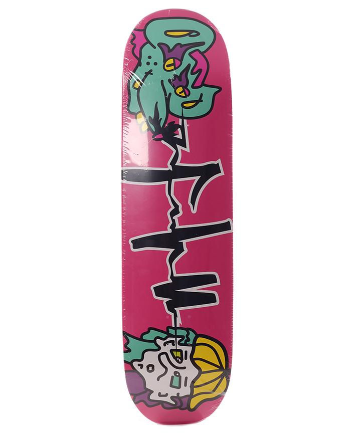 Flu Skateboards Friends Deck 8.38
