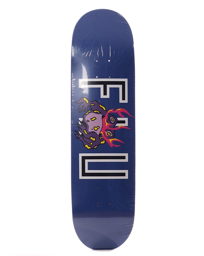 Flu Skateboards Heart Burn Deck 8.38