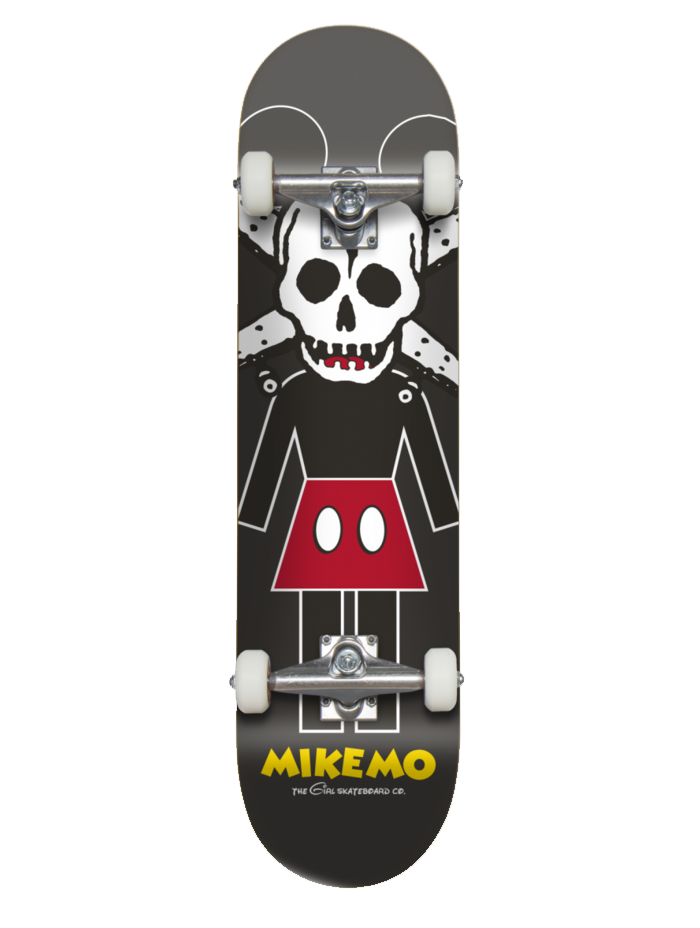 """Girl MikeMo """"Pirate Club"""" Complete 7.75"""
