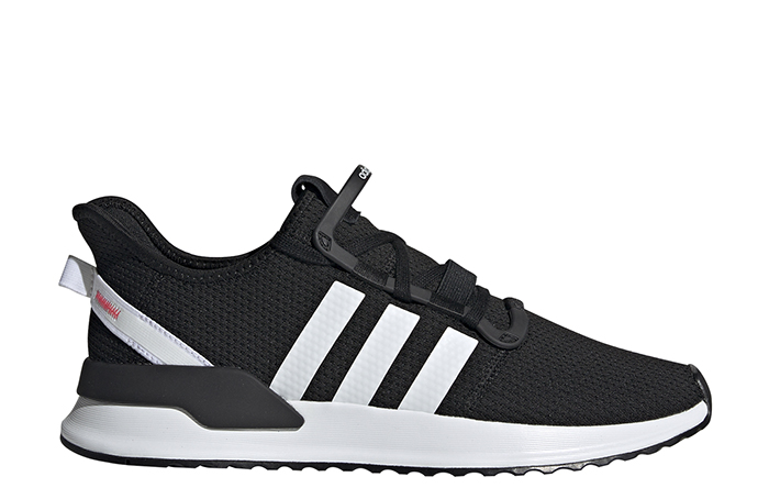 Adidas U_Path Run Core Black / Cloud White / Shock Red