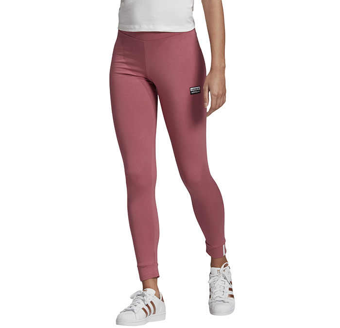 Adidas Originals Womens Vocal Tights Trace Maroon