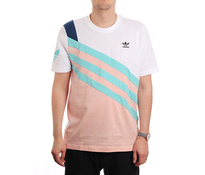 Adidas Sportive 90's Tee White