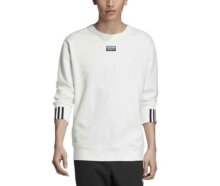 Adidas Originals Vocal Sweatshirt Core White