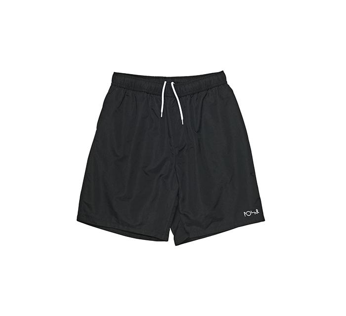 Polar Skate Co. Swim Shorts Black