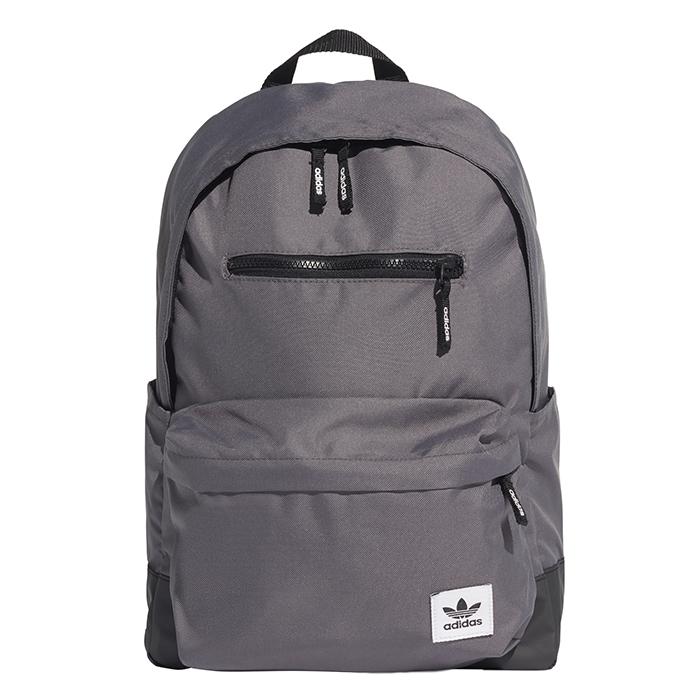 Adidas Originals Premium Essentials Classic Backpack Grey Five