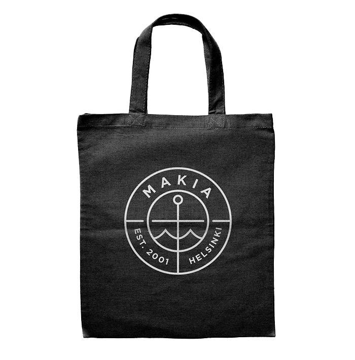Makia Range Tote Bag Black