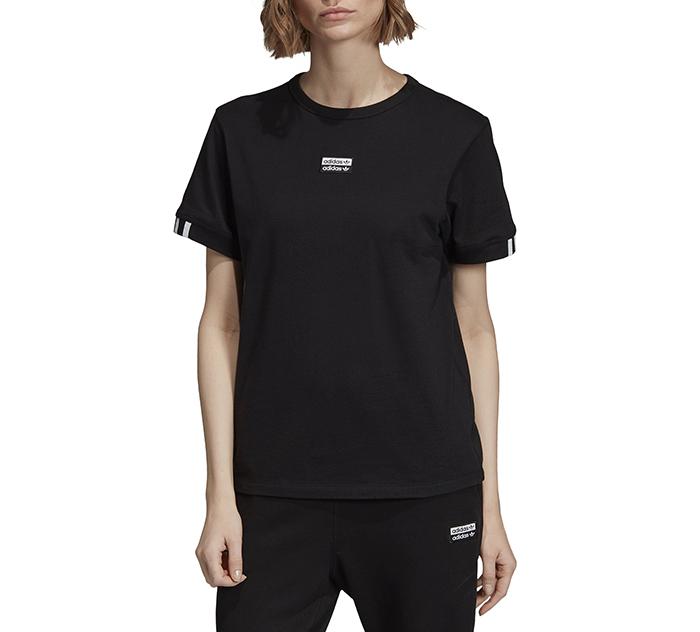 Adidas Originals Womens Vocal Tee Black