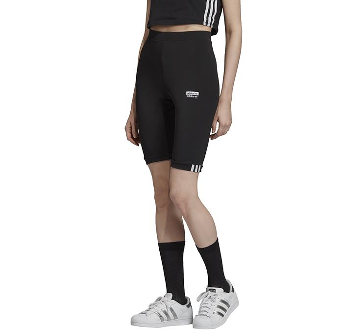 d9d66c34 Adidas Originals Womens Vocal Cycling Shorts Black - Boardvillage