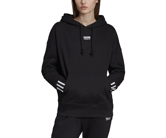 Adidas Originals Womens Vocal Hoodie Black