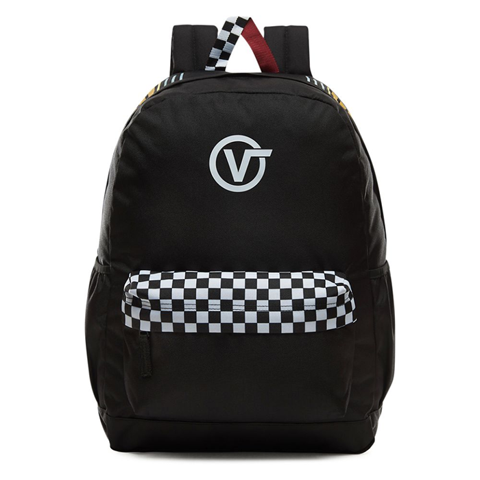 Vans Sporty Realm Plus Backpack Black - Final Lap