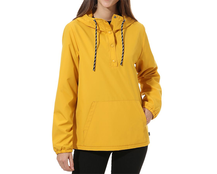 Vans Womens On Point Anorak Mango Mojito