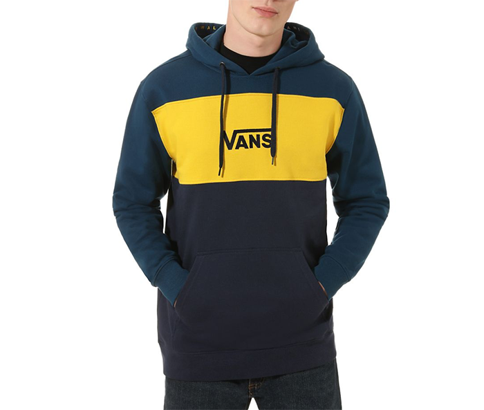 Vans Retro Active Hoodie Gibraltar Sea / Dress Blues