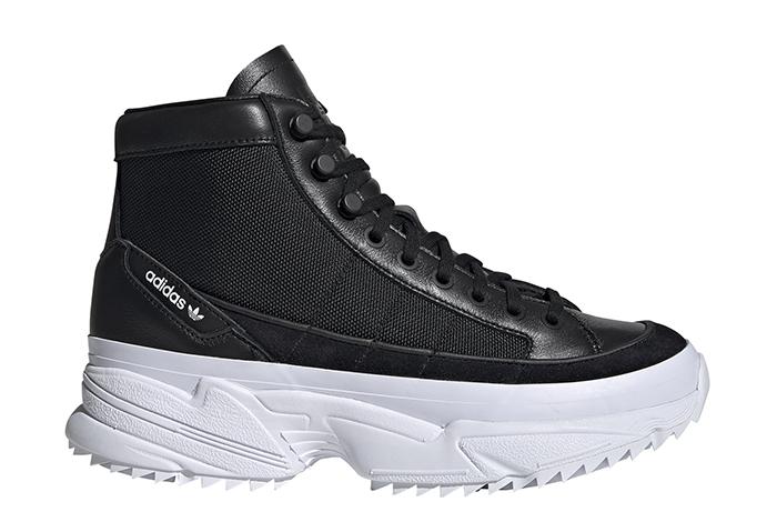 Adidas Womens Kiellor XTRA Boots Core Black / Core Black / Cloud White
