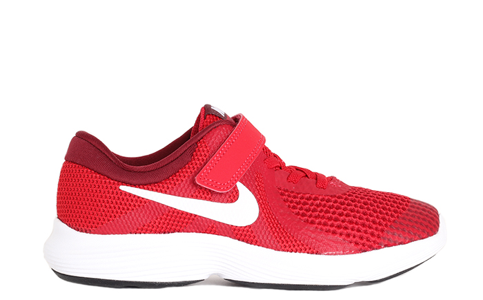 Nike Kids Revolution 4 Gym Red / White - Team Red