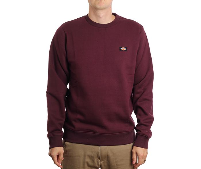 Dickies New Jersey Sweatshirt Maroon