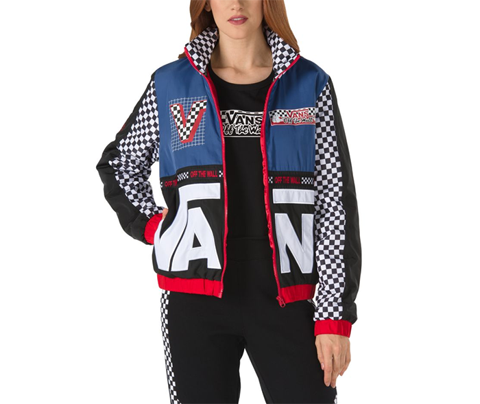 Vans Womens BMX Jacket True Navy
