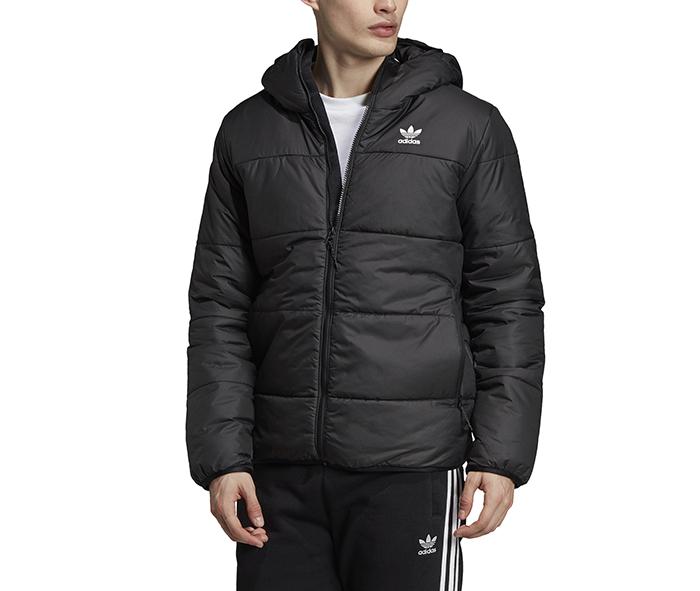 Adidas Padded Jacket Black