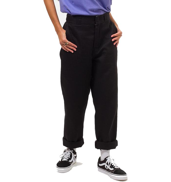 Dickies Womens Elizaville Work Pants Black