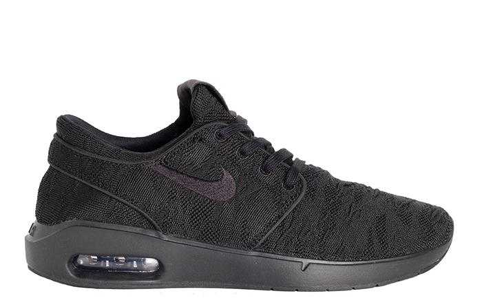 Nike SB Air Max Stefan Janoski 2 Moc, black black pale