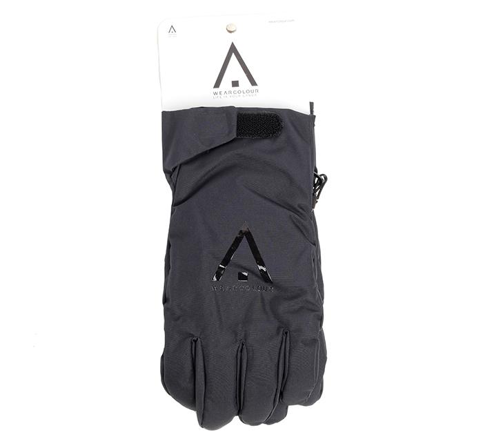 Wear Colour Rider Glove Black
