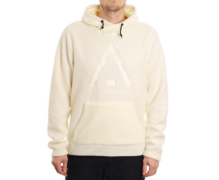 Wear Colour Teddy Hood Vanilla