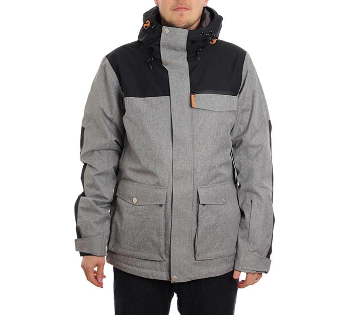 Wear Colour Roam Jacket Grey Melange