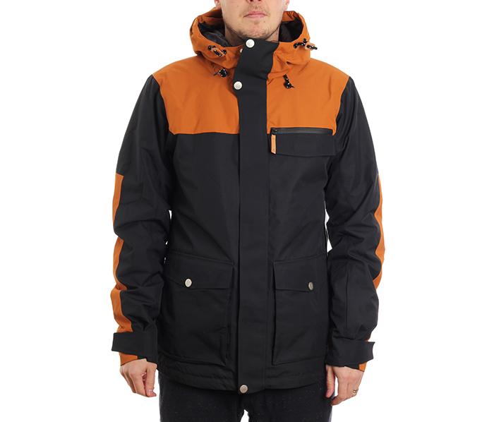 Wear Colour Roam Jacket Black