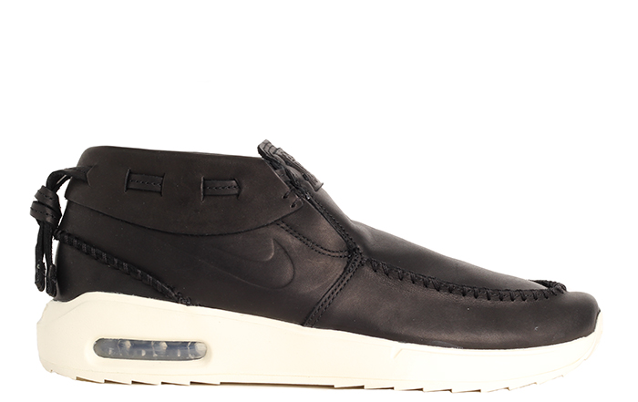 Nike SB Air Max Janoski 2 Moc Black / Black - Pale Ivory