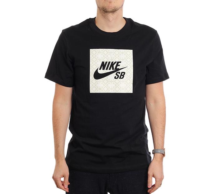 Nike SB Logo Tee Nomad Black