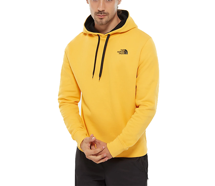 The North Face Seasonal Drew Peak Hoodie TNF Yellow