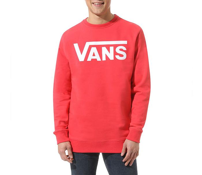 Vans Classic Crew II Sweater Hibiscus