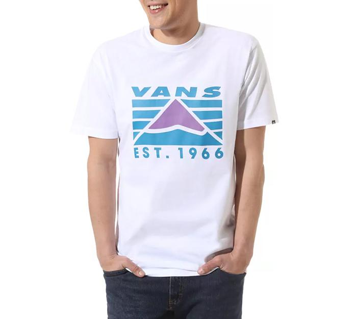 Vans Hi-Point Tee White