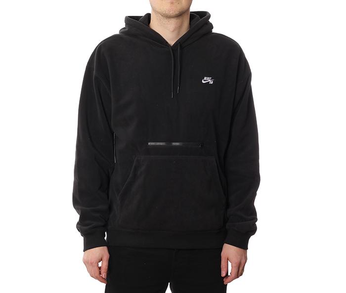 Nike SB Novelty Hoodie Black / White