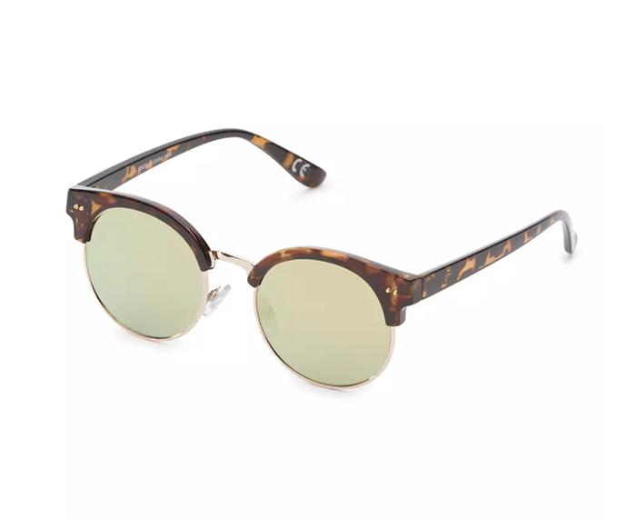 Vans Rays for Daze Sunglasses Tortoise / Sunset Mirror Lens