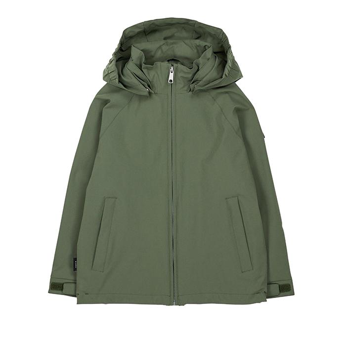 Makia Kids Chrono Jacket Green