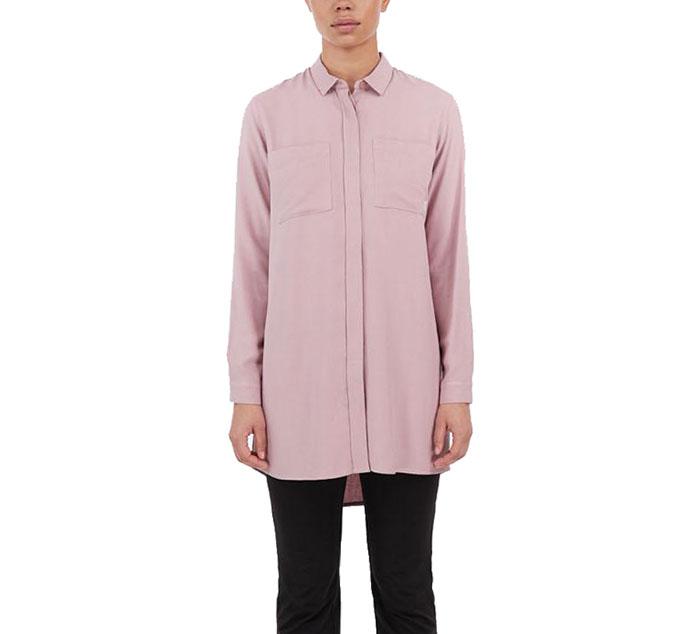Makia Womens Nominal Shirt Dusk