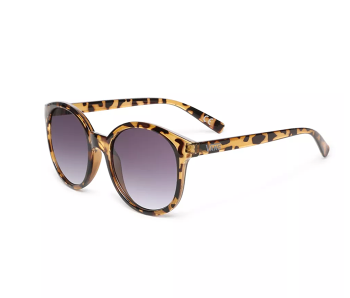 Vans Rise and Shine Sunglasses Tortoise / Gradient Smoke Lens