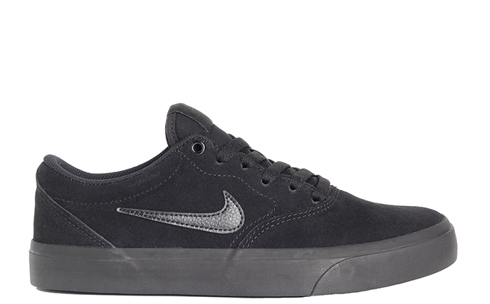 Nike SB Charge Suede Black / Black / Black
